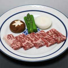 【心にググっと】期間限定<夕食個室食>群馬の味覚♪上州牛≪陶板焼き≫を味わう!一泊二食付プラン