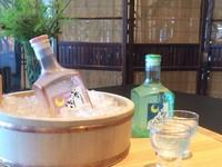 お月見で一杯「大吟醸酒」付お月見会席プラン〜温泉露天風呂付客室で過ごす〜