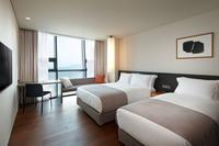 【楽天限定】釜山で一番有名な海雲台ビーチを満喫できるオーシャンビュー客室がお得!