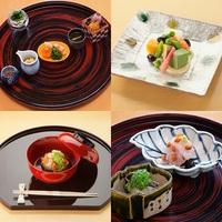 旬を味わう♪上品な和食会席をご堪能!【日本料理】1泊2食付プラン