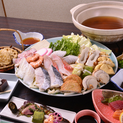 【<豚しゃぶ>or<寄せ鍋>の選べるお鍋】家族でワイワイ♪7,980円〜!!