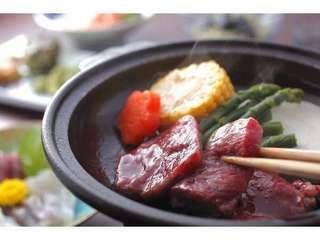 ★秋の旬鮮をいただきます!ご馳走プラン★ 夕・朝食とも人気の別個室で!
