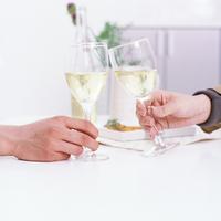 とっておきの記念日を★嬉しいお誕生日やご結婚記念日をお祝い●フルボトルスパークリング付記念日プラン●