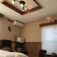 【2階/禁煙】205号室<ベッド2台・アジアンな洋室8畳