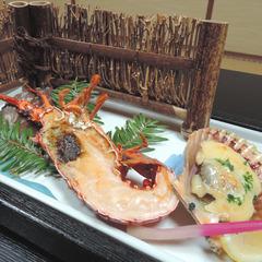 【龍馬会席】お料理グレードUP!質・量ともに大満足♪桂浜そばに泊まって選りすぐりの魚介類に舌鼓