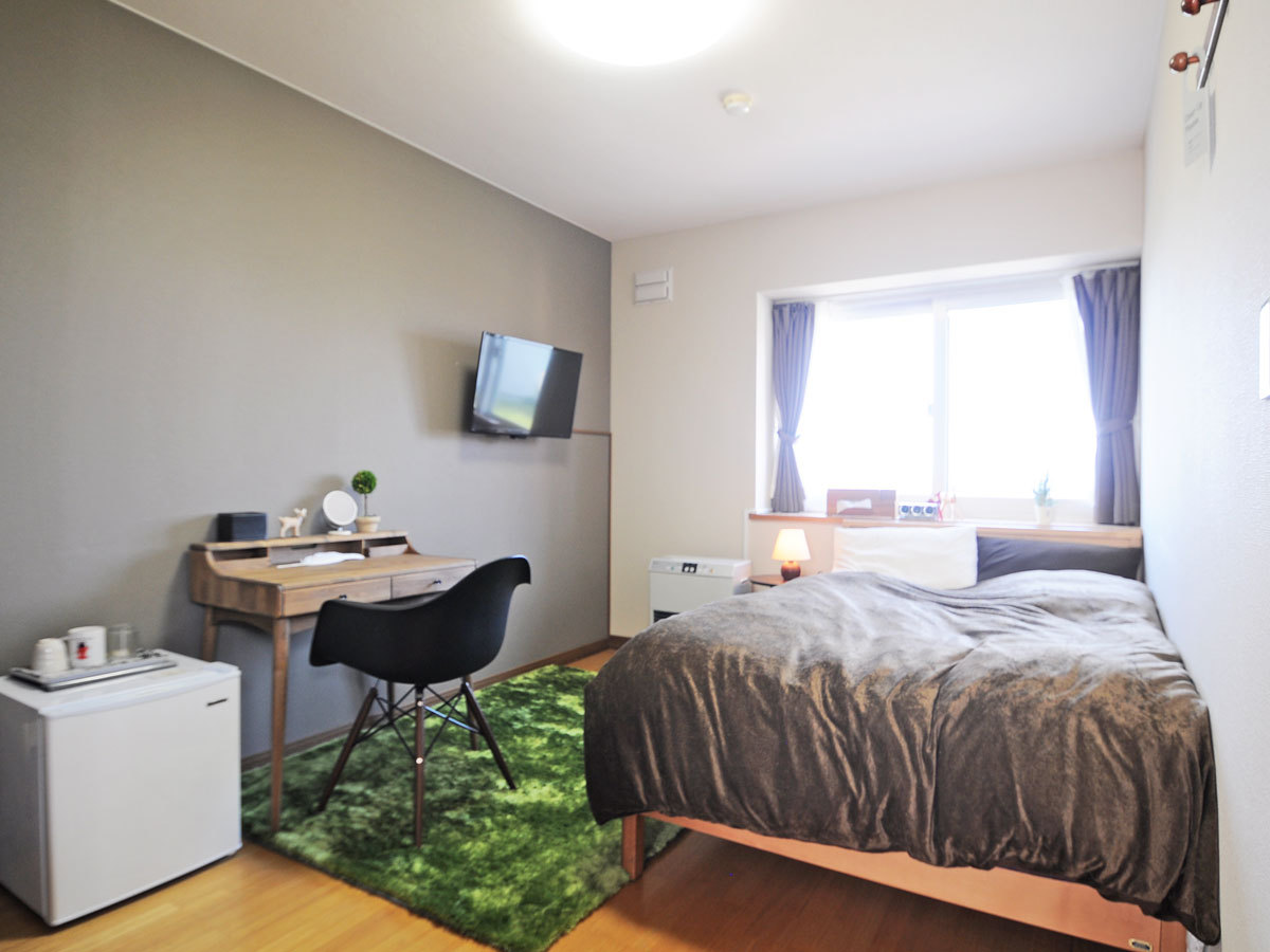 Budget Semi-Double Room