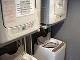 洗濯機・乾燥機の使用が無料