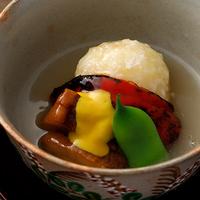 【事前オンラインカード決済限定】特選懐石コース「個室食事処」(1泊2食)
