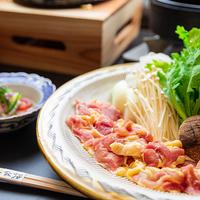 【秋桜懐石&おおいた冠地鶏のすき焼き御膳】お得な連泊プラン