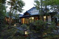 【旬彩懐石コース】プライベートな時間を楽しむ「個室食事処」(本館・1泊2食)