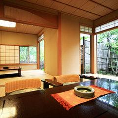 カップルにおすすめ72平米のお部屋♪温泉と料理を満喫プラン