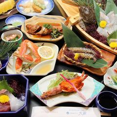 【さざなみコース】おすすめのスタンダードプラン☆新鮮な食材にこだわった会席料理を味わう♪