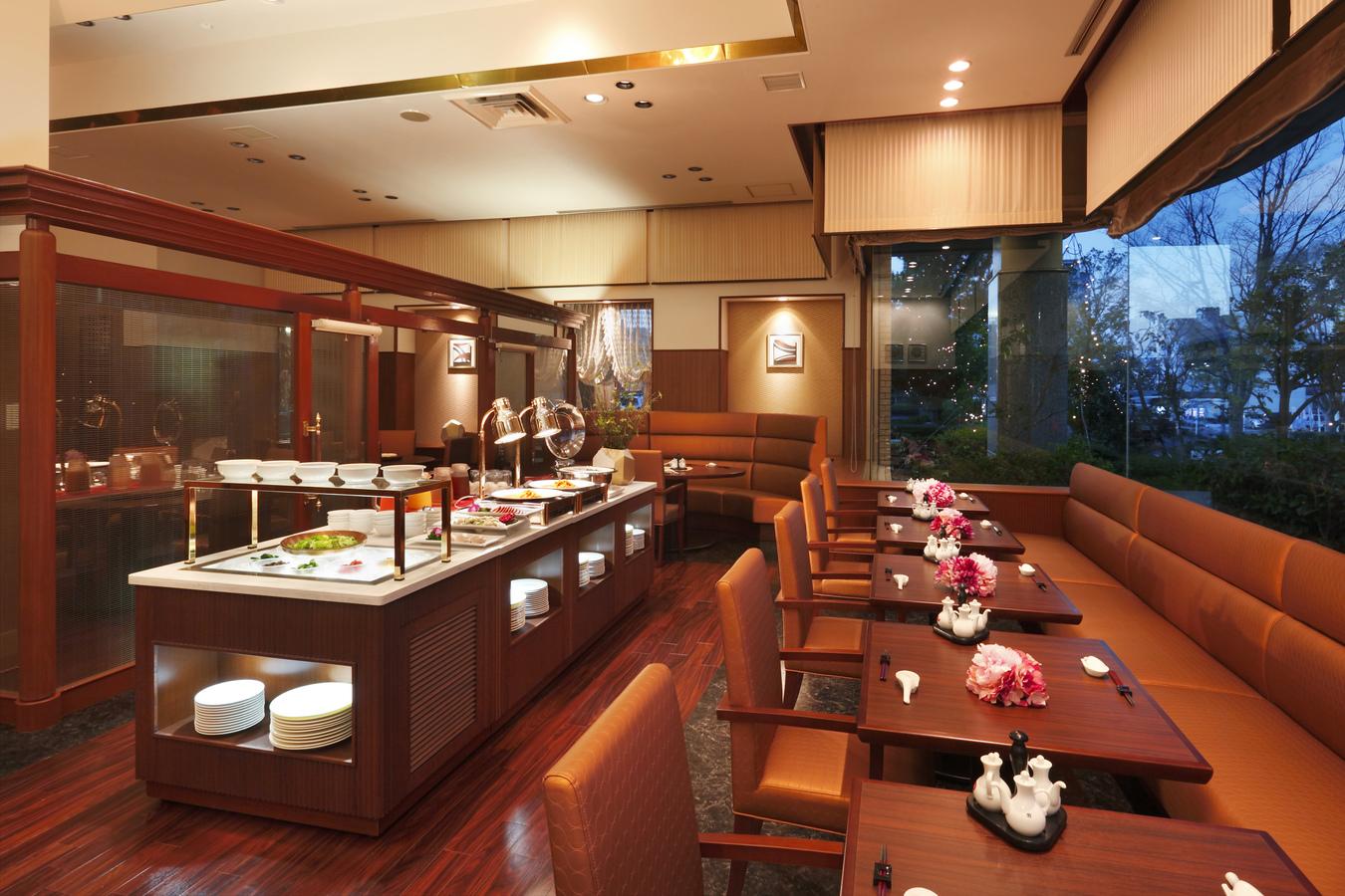 中国料理レストラン「敦煌」