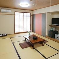 【本館/ビジネスタイプ】和室(12〜14畳) ※風呂なし