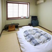 【本館/ビジネスタイプ】和室(6畳)シングル ※風呂なし