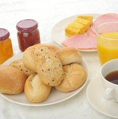 【スタンダードプラン】 健康志向 朝食バイキング付きプラン♪