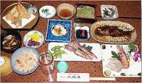 【女将おまかせ】和室1泊2食プラン☆夕食は贅沢あわび踊焼き付八嶋定食☆現地決済