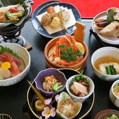 【2食付】<当館スタンダードプラン>山間の里でのんびり!自家源泉×地産料理