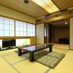 ◆喫煙◆ 和室【50平米】 【2〜4名様】☆バス・トイレ別☆