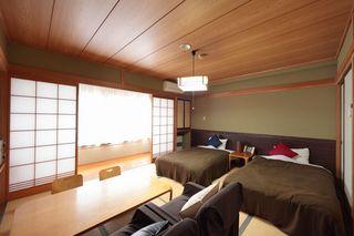 スタンダードルーム 禁煙2階和室ベッドタイプ