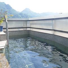 【きちんと朝食付】展望風呂で源泉かけ流し温泉を堪能!