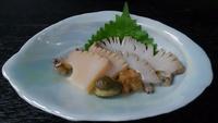 【夕食付/アワビコース】海の京都「丹後」で育った絶品の海の幸と至極の味に舌鼓