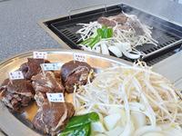 【特選ジンギスカン】全種類の肉が食べ放題!長沼町限定の羊肉も付いた大満喫プラン(夕朝食付)