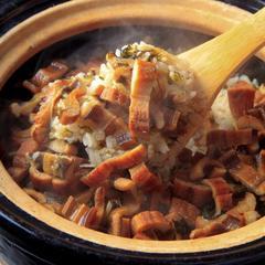 【7月・8月限定】 「松島産穴子の炊込御飯」×蔵元直送の日本酒を味わう