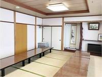 【喫煙】和室五人部屋(バストイレなし)