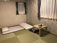 【禁煙】和室二人部屋(バストイレなし)