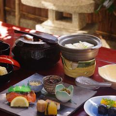 ふっくらごはんと京のおばんざいの朝ごはん【朝食付き】