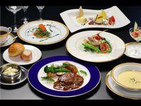 【島原の味を堪能】洋食シェフが作るおすすめの洋食フルコース(1泊2食付)