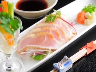 【添い寝無料】肉食派にオススメ♪阿波牛しゃぶ・鶏のたたきプラン!