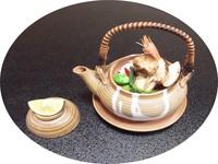 【添い寝無料】期間限定◆『松茸&阿波牛の陶板焼き!松茸釜飯、土瓶蒸しプラン』