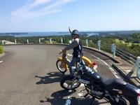 【伊勢志摩グルメ旅】【バイクでお越しのお客様限定】大将の趣味はバイクです@バイク好き仲間集まれ〜