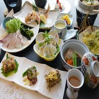 【秋の基本会席】松茸の土瓶蒸しと自慢の新鮮地魚料理に舌鼓☆秋のスタンダードプラン