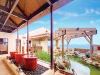 【さき楽30】絶景温泉も楽しめる空港間近のリゾートホテルで寛ぎのひと時/和洋&琉球朝食付