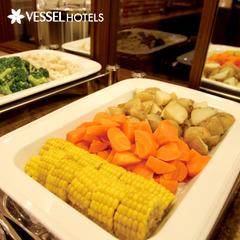 """【美味旬旅】朝食の美味しいホテルランキング全国8位!""""ネタのせ放題の海鮮丼付和洋バイキング♪"""
