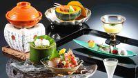 【春夏旅セール】【招月庭スタンダード】〈月替わり〉季節の会席料理