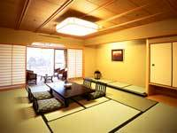 【臨水亭】60平米の広々和室