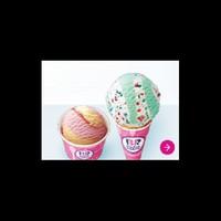 一日のご褒美にアイスクリーム♪サーティワンアイス付きプラン