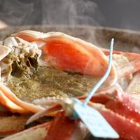 【加能ガニ1杯付】 ブランド蟹『加能ガニ』1杯付き! お好みの調理法でご賞味くださいませ。