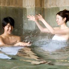 【貸切風呂セット】貸切風呂50分ご利用特典付き!お連れ様だけで気兼ねなくご入浴♪