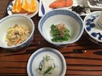 【朝食付き】平泉観光にもビジネスにも朝ごはんでしっかりおめざ!