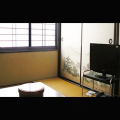【本館】和室6畳/バストイレなし