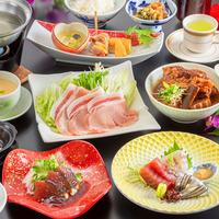 【春夏旅セール】■梅 -薩摩基本会席-■鹿児島名物をお手頃に楽しめるスタンダードプラン