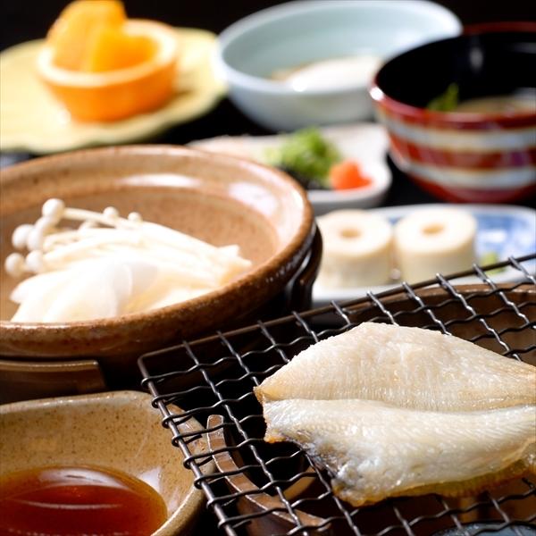 鳥取の温泉を満喫♪旅館の【朝食付(和定食)】※夕食なし♪