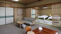 【くうちゃん/1階】畳に癒される30畳/阿木川ダム一望