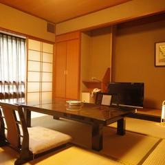 朝夕部屋食【花地蔵庵】☆マッサージソファ付和室8〜10畳