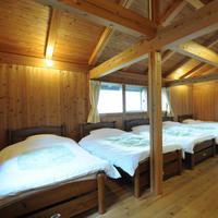 ◆ログハウス(1棟貸し)※浴衣のご用意はございません※